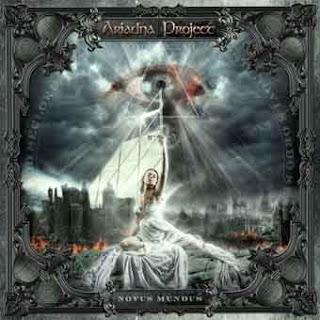 """Τα video clips των δύο εκδόσεων του τραγουδιού """"Unleash your fire"""" από τον δίσκο των Ariadna Project """"Novus Mundus"""""""