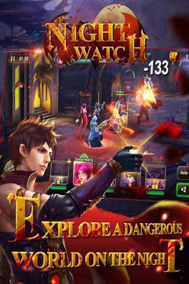 NightWatch Apk v1.08.08 Mod [1 Hit Kill/God Mode]
