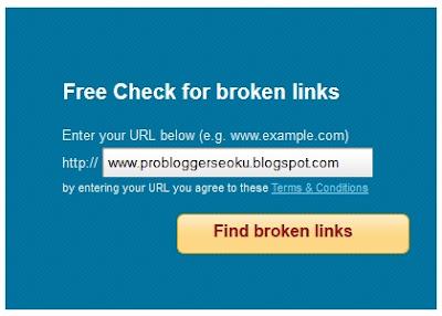 Cara Mudah Cek Broken Link Secara Akurat