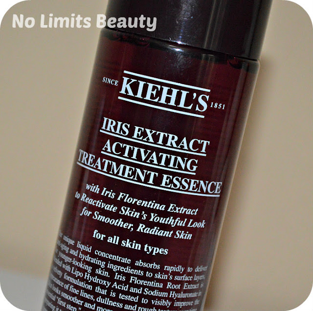 Kiehl's: Iris Extract Activating Treatment Essence (review)