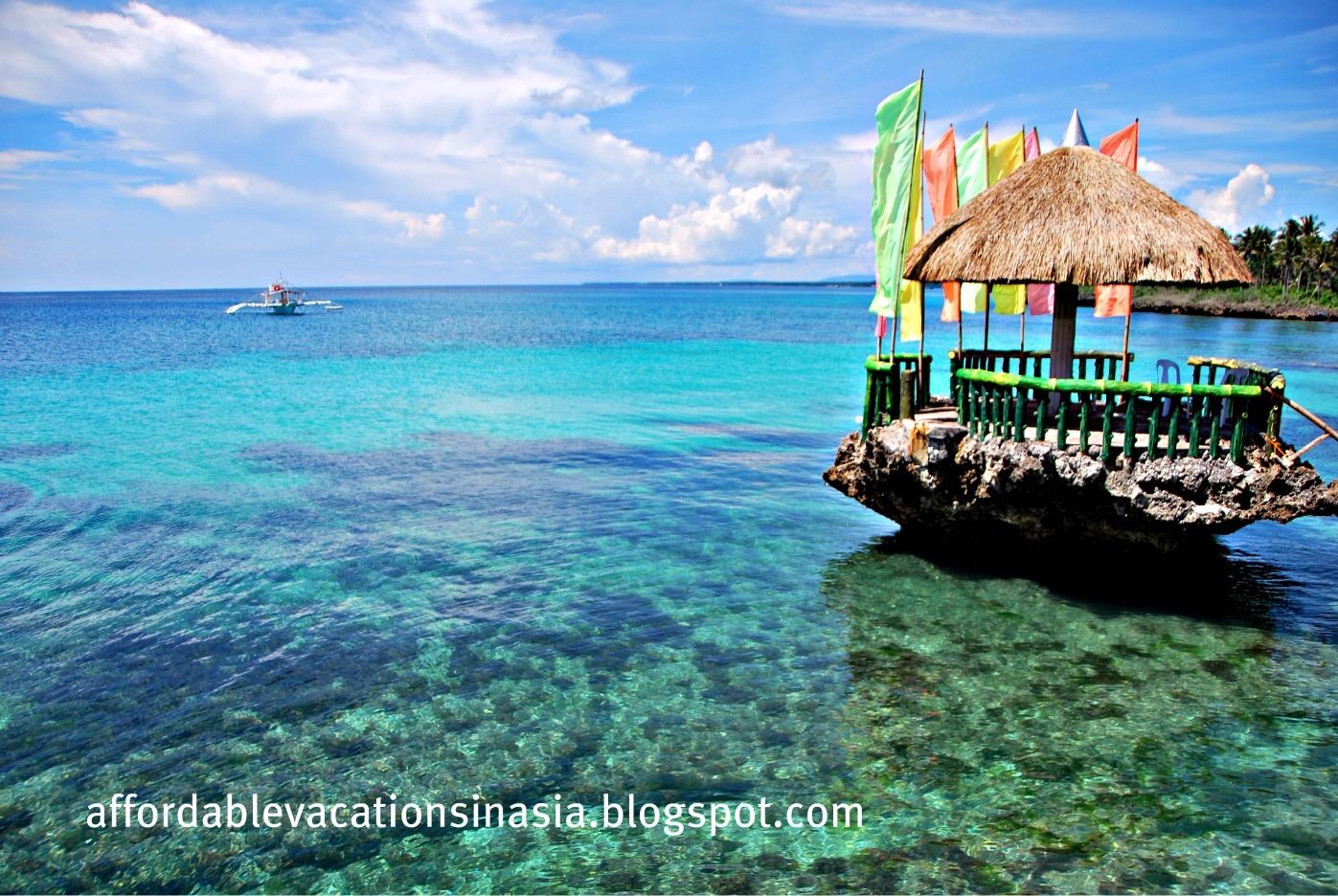 Cheap vacation destinations in philippines for Best and cheapest vacation spots