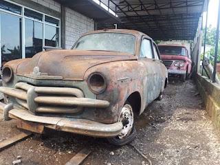 Dijual bahan mobil tua siap bangun 😎😎  WA 08991640130