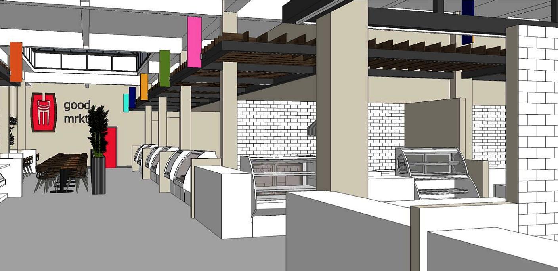 Nipper Building Food Court