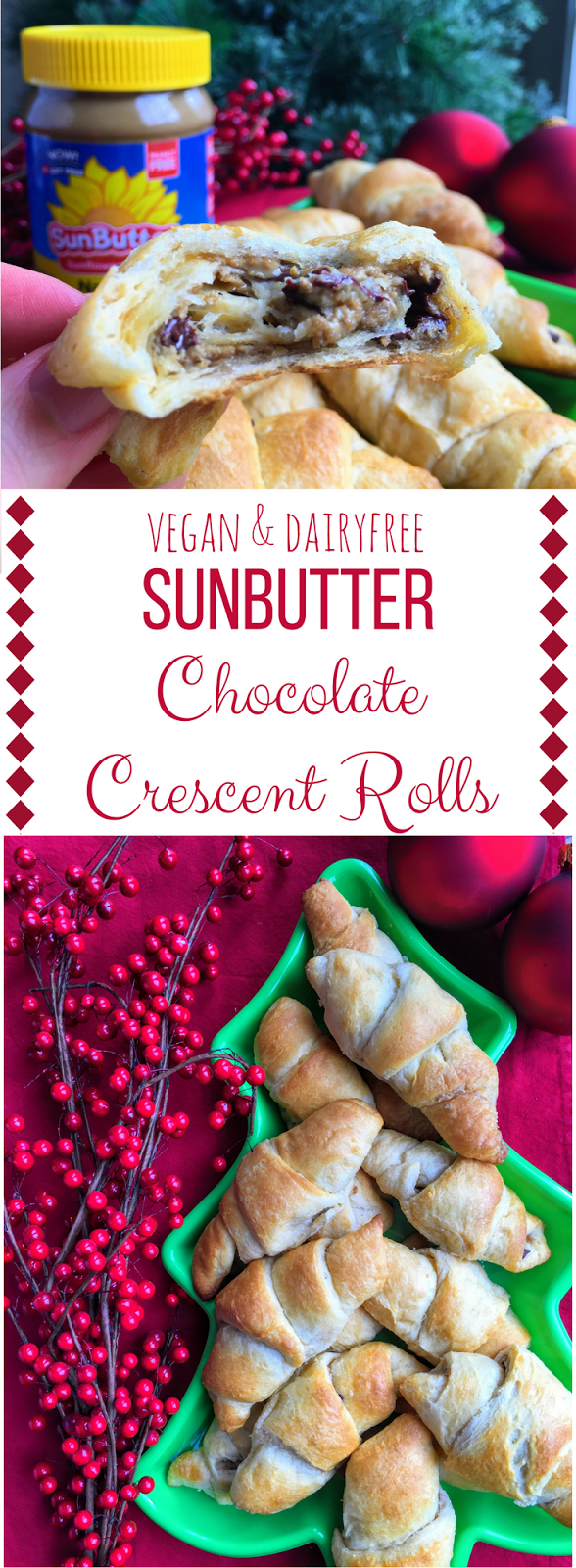Christmas Breakfast Idea: Crescent Rolls