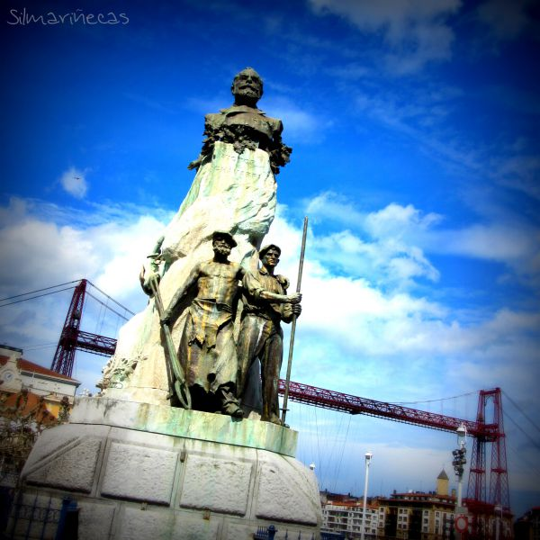 monumento a Victor Chávarri - Portugalete