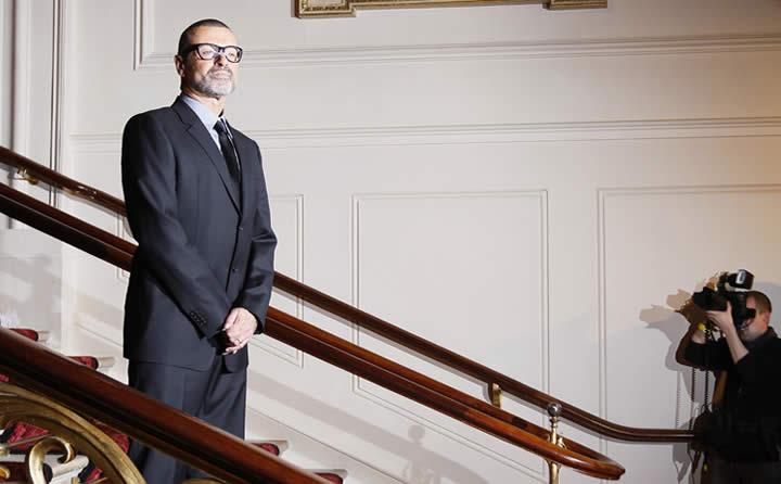 George Michael deja una herencia de 120 millones de euros