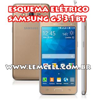 Esquema Elétrico Celular Smartphone Samsung SM G531BT Galaxy Gran Prime Duos  Manual de Serviço  Service Manual schematic Diagram Cell Phone Smartphone Samsung SM G531BT Galaxy Gran Prime Duos