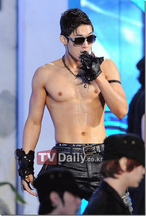 Kim Hyun Joong Abs
