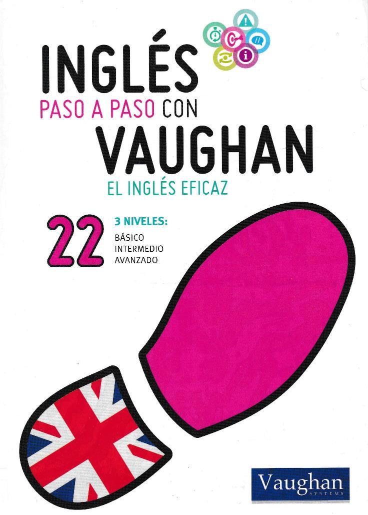 Inglés paso a paso con Vaughan 22 [Libro + Audio]