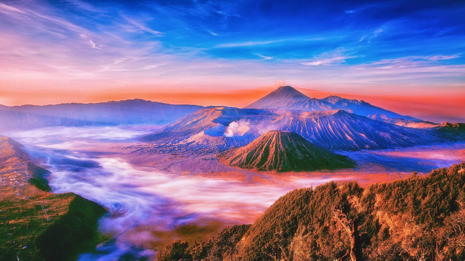 5 Gambar Pemandangan Yang Membuktikan Indonesia Itu Indah ...