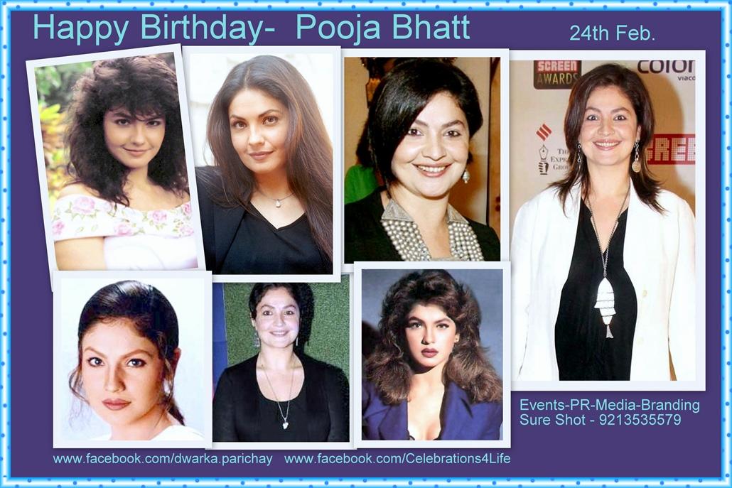 Happy Birthday Pooja Cake