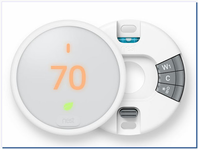 Nest thermostat at Kohls