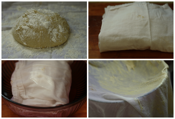 Water-Proofed Bread dough | www.girlichef.com