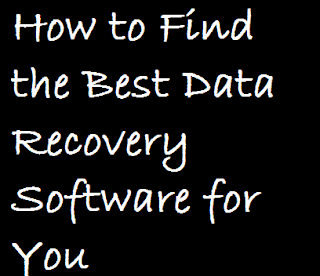 Recovery Software for You