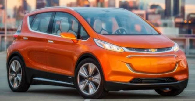 2018 Chevrolet Bolt EV Release Date and Price