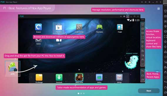 Instal Mobile Legends di Pc