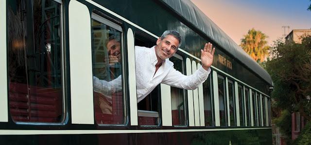 An Bord von Rovos Rail