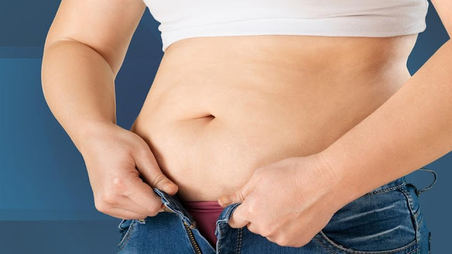 Water Retention Cause Bloating and Weight Gain
