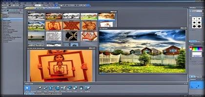 برنامج تصميم الصور والكتابه عليها