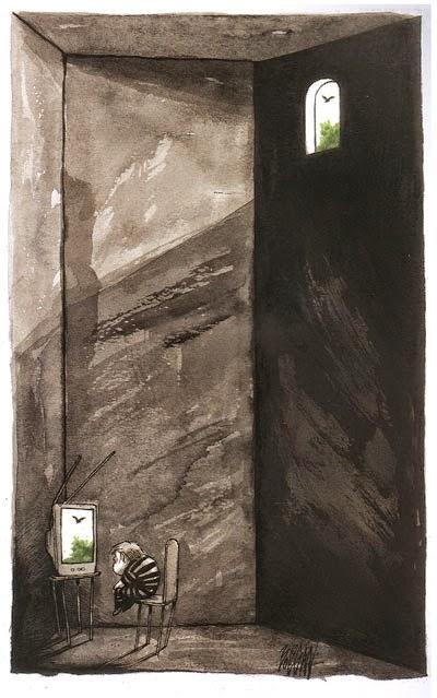 Angel Boligan - Sátira Surrealista |  TV