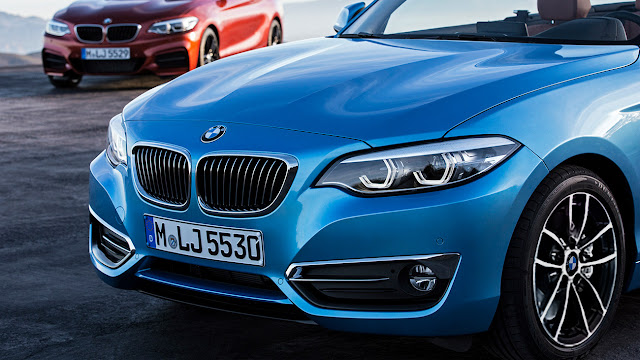 2018 BMW 2 Series - #BMW #new_car #convertible