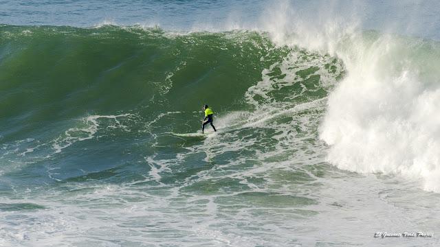 La gran ola de Punta Galea Challenge, Getxo, por El Guisante Verde Project