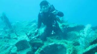 Bangkai Kapal Selam Jerman di Indonesia