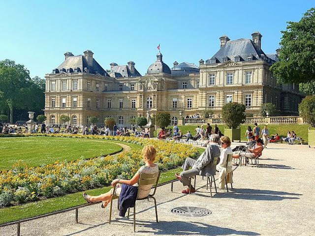 bästa parken i Paris