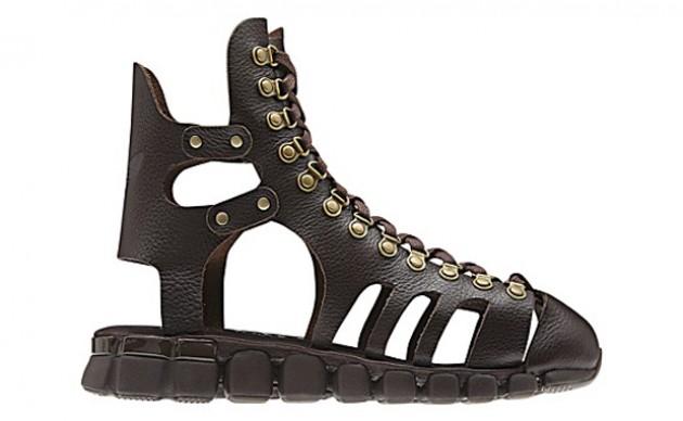 d414f9838647 L actu des Sneakers  Adidas MEGA Flex Sandal x Jeremy Scott
