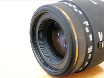 SIGMA MACRO 50mm F2.8 EX DG⑨