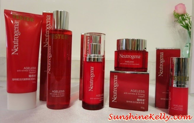 Neutrogena Ageless, Neutrogena 60th Anniversary, #neuwomen, Neutrogena, skincare, neutrogena healthy beauty hang out, girls hang out, pampering session, girls talk, canvas, damansara perdana