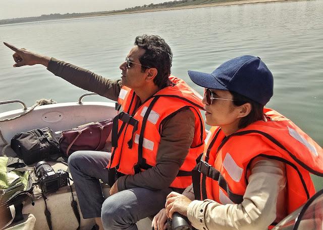 Chambal River Safari