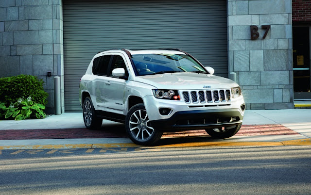 Gallery 2017 Jeep Compass