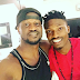 BBN 2017 winner, Efe pays a visit to Psquare in Lagos (photos)