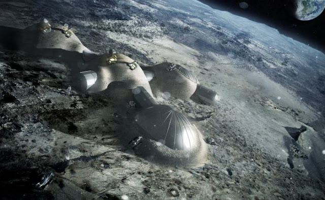 base na Lua
