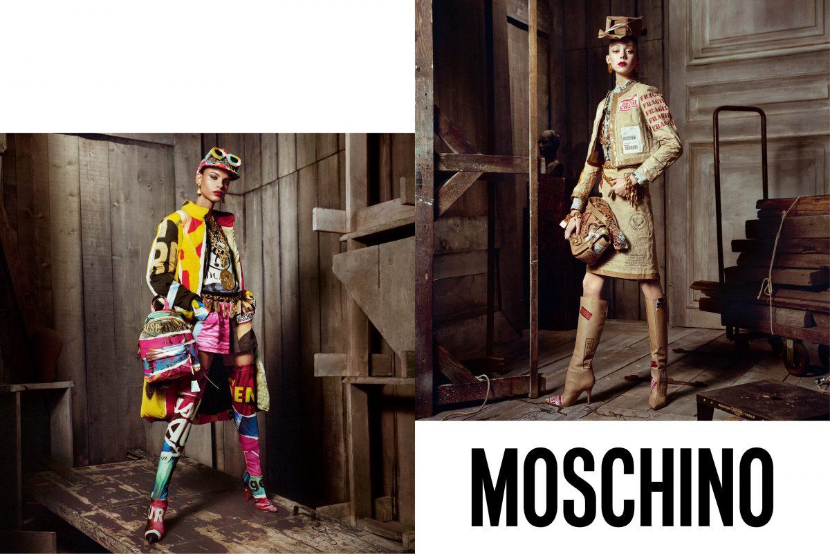 Moschino Fall/Winter 2017 Campaign