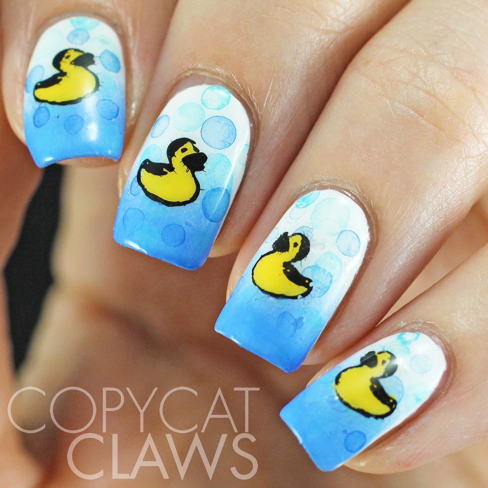 Copycat Claws The Digit Al Dozen Does Childhood Day 3 Rubber Duckies