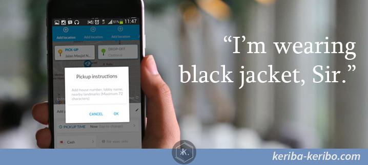 aplikasi my blue bird pick up information