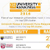 Ranking Universiti Terbaik Malaysia 2016