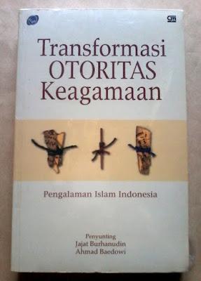Transformasi Otoritas Keagamaan