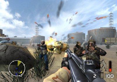 Delta Force Black Hawk Down Team Sabre Free Download Full Version