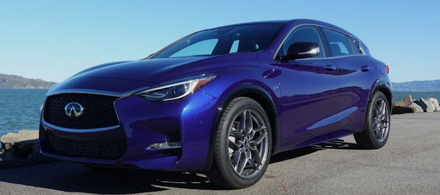 2017 Infiniti QX30 Review