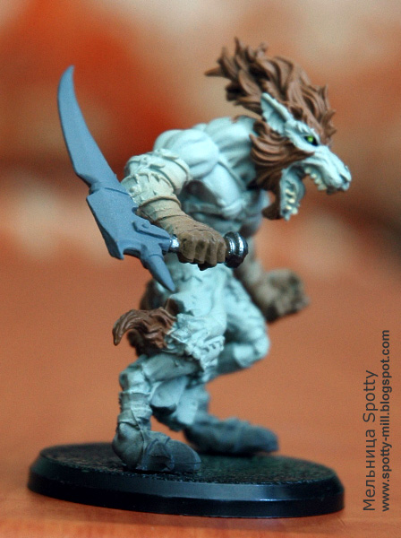 Foto Confrontation Army. Wolfen Fang
