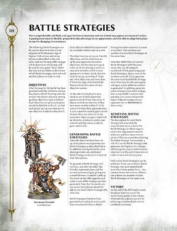 Estrategias de Batalla