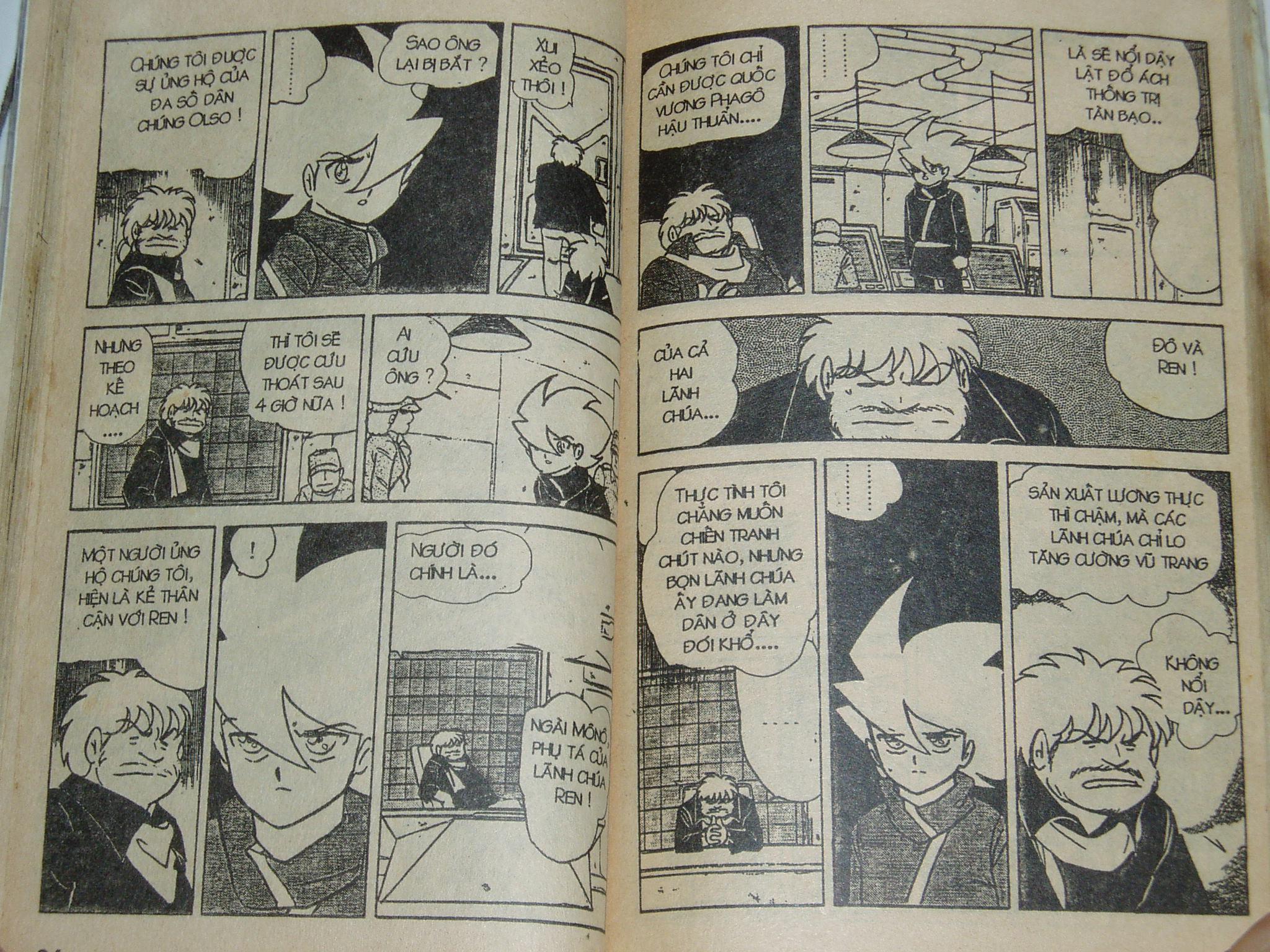 Siêu nhân Locke vol 18 trang 31