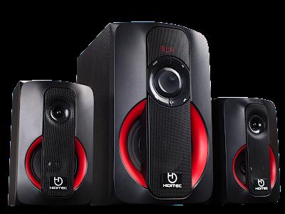 altavoces hiditec 2.1 H400, altavoces hiditec h400, altavoces hiditec H400, música, musica, canciones, calidad de sonido, 2.1, potencia, watios, 80 watios, lista de canciones, altavoces bluetooth