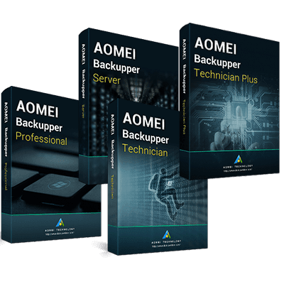 AOMEI Backupper v4.6.3 All Edition Full version