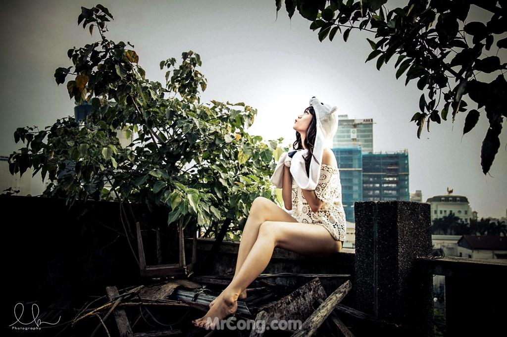 Thiếu nữ Việt đầy mê hoặc qua góc chụp của nhiếp ảnh gia Lý Khánh (114 ảnh)