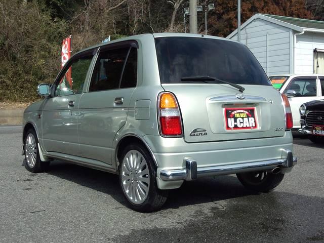 Besihitam Autoparts  Daihatsu Mira Gino 1000 X