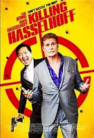 Killing Hasselhoff (2017) - Poster